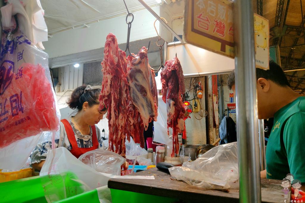 捷運南京復興站美食|台南牛肉湯在台北.永林綜合料理(已歇業)