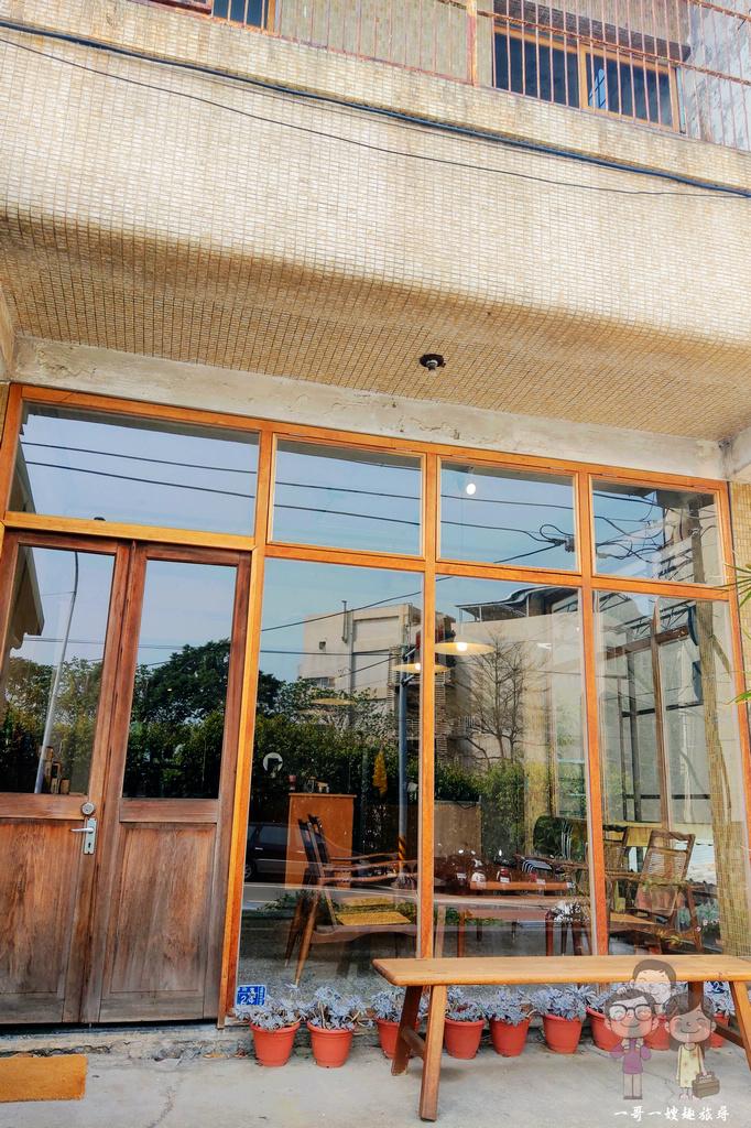 苗栗通宵 一片綠意之中的優閒咖啡館~上田咖啡休閒莊園