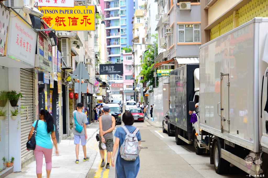 香港中環美食|蘭芳園~金牌豬扒包+泰昌餅家~全香港最好吃蛋撻