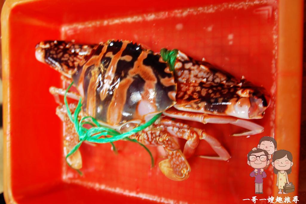 基隆美味|大啖秋蟹鮮滋味~海龍珠活海鮮餐廳