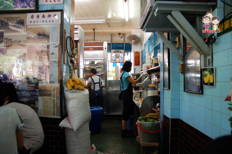 台南冰品 蜷尾家甘味處,排隊霜淇淋,散步甜食