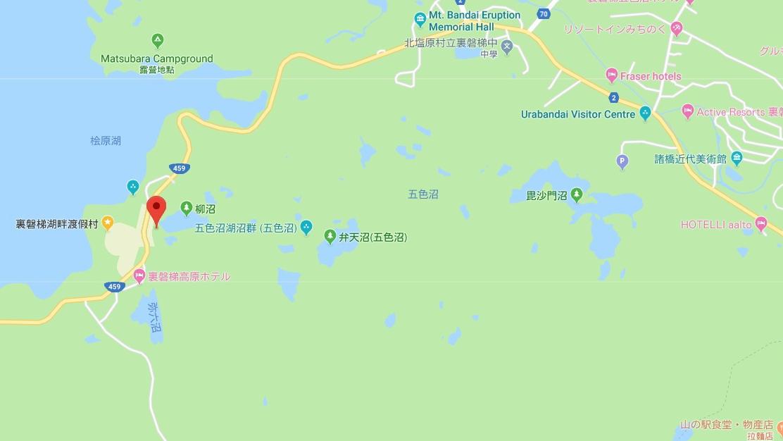福島必遊景點 五色沼自然探勝路~磐梯高原上的夢幻仙境