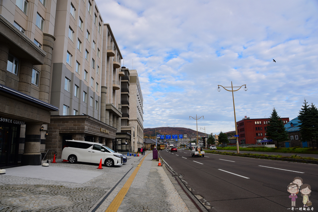 北海道小樽住宿|HOTEL SONIA OTARU!小樽運河散步一分鐘~附設頂樓天然溫泉大浴場