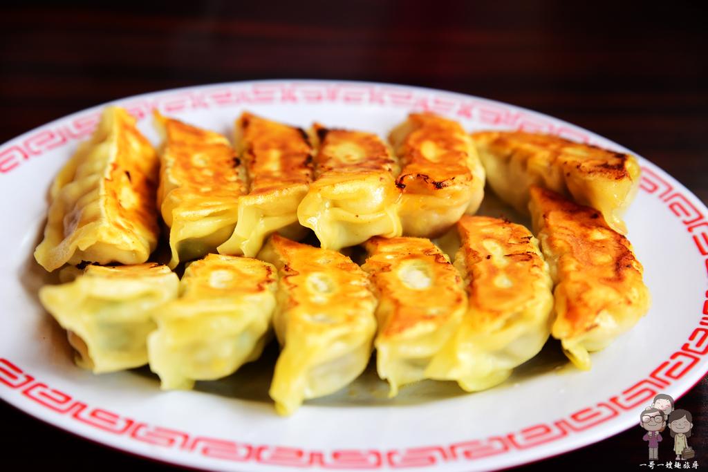 栃木宇都宮嚐名物|12種不同口味的煎餃一次就吃到~スタミナ健太の宇都宮餃子館