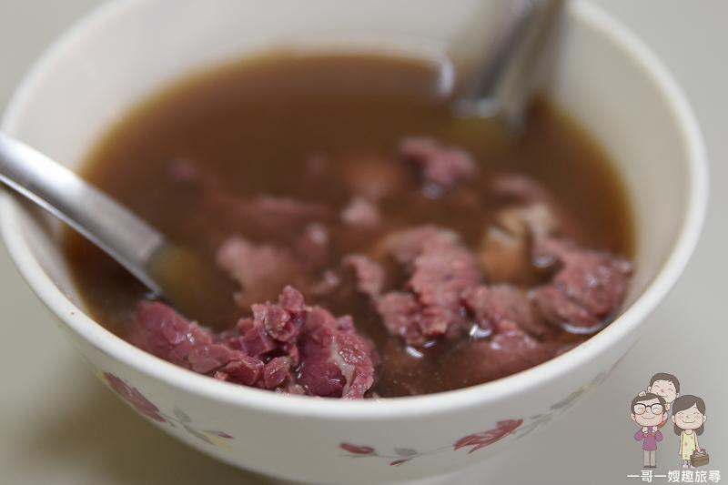 台南中西區|康樂街牛肉湯!不用太早起,不用趕時間,想吃就能吃的到