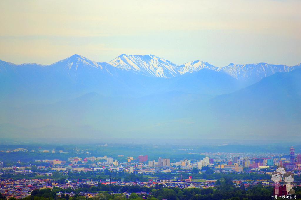 北海道道東自駕|帶広景點˙~眺望自然風光的好去處:十勝之丘展望台