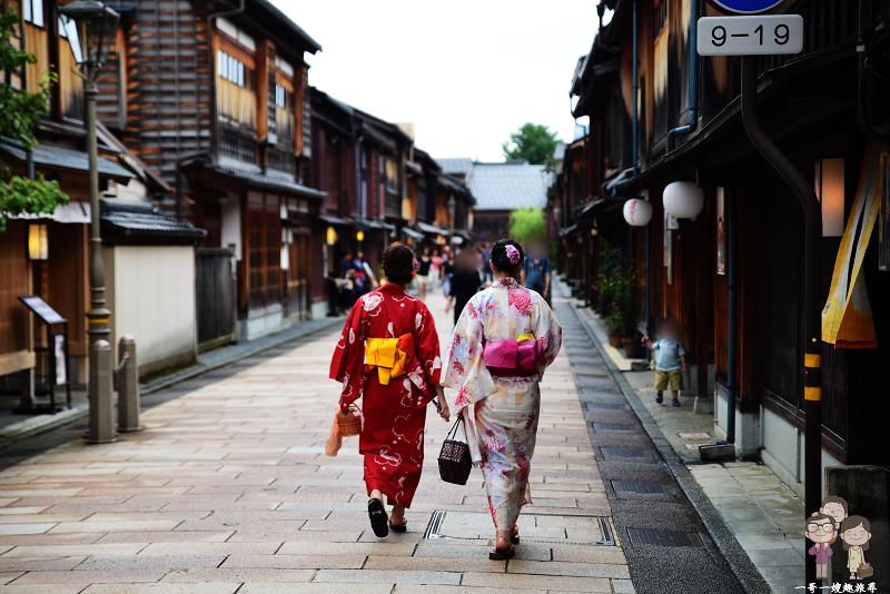 日本中部自駕遊|漫步東茶屋街!發現古都金澤的魅力
