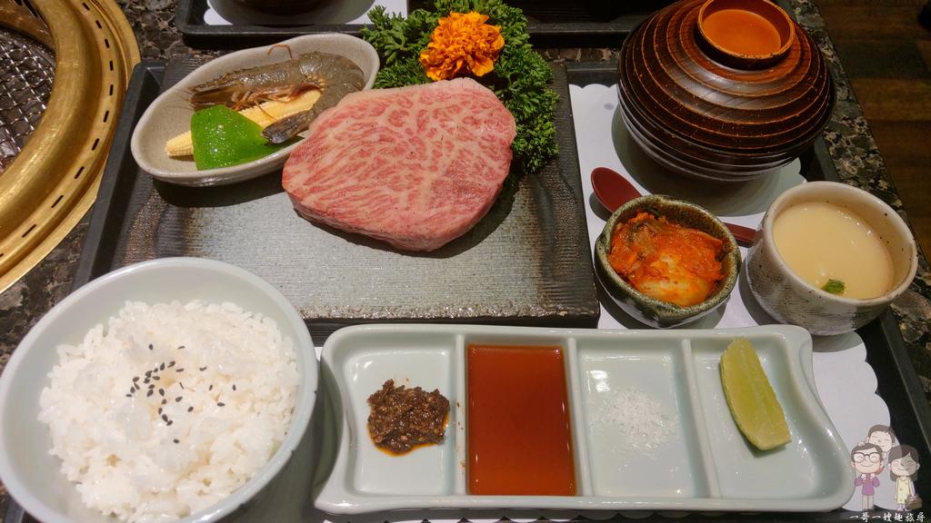 老乾杯燒肉信義店|平日限定的午間套餐,680元就能讓您吃到和牛燒肉