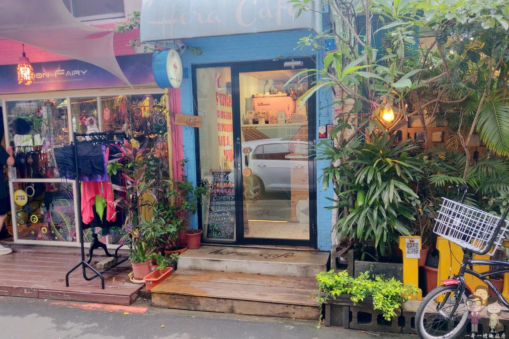 台北吃甜點|赤峰街裡的夢幻甜點美味.穀時法式小館(已歇業)