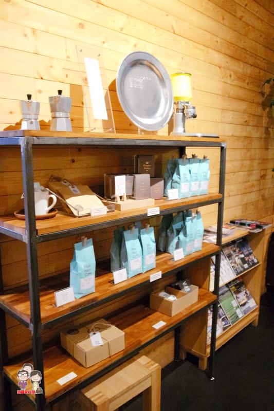 台北喝咖啡(士林區)|巴登咖啡 天母店,來自於雲林古坑的台灣咖啡