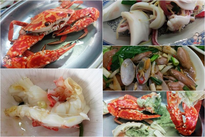 新北萬里|龜吼漁港啖海鮮.吃新鮮不吃氣氛的靖瑜平價海鮮