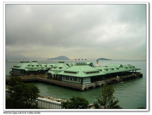 香港美食吃不停|米其林三星✪✪✪.貴三三的港式飲茶,粵菜食府~唐閣T'ang Court