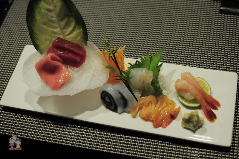 台北中山美食 崧成日本料理~藏著驚喜的卡通造型壽司,日式料理的頂級饗宴(已歇業)