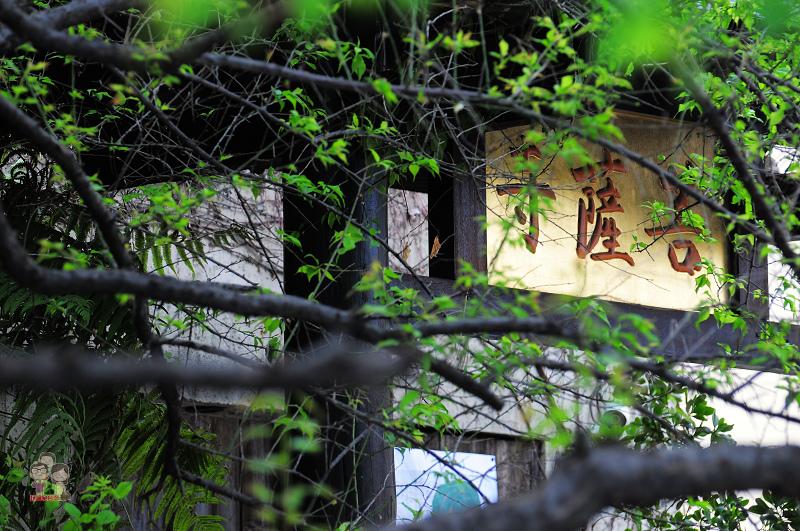 台中大里|清水模建築裡的菩薩寺