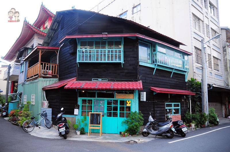 嘉義市東區人氣名店|屋子裡有甜點,在老屋中享用美味蛋糕(永久停業)