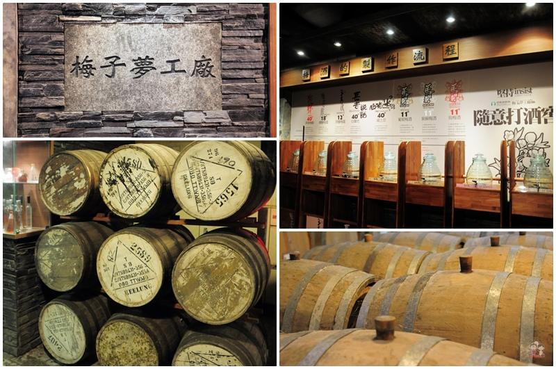 南投信義|信義鄉農會~梅子夢工廠(酒莊),滿滿創意的在地伴手禮