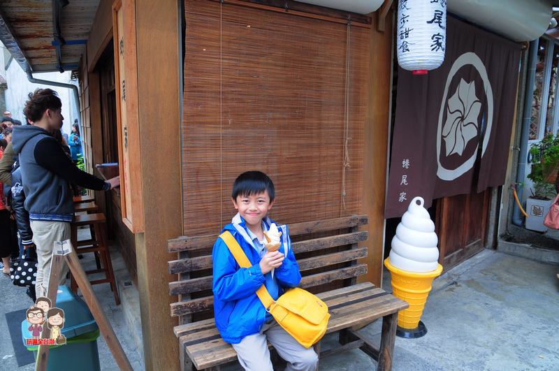 台南中西區冰品|蜷尾家甘味處,排隊霜淇淋,散步甜食